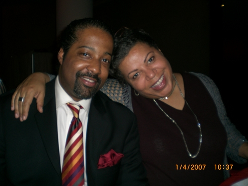Eric Reed and Me