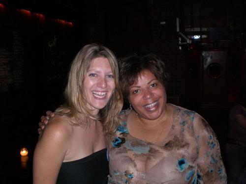 Becky Schutt and Me