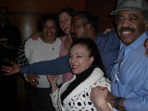 Pat Harris, Eric, Reed, Gene Davis & Perez