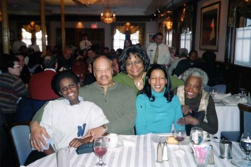 At Forno's in Newark, NJ