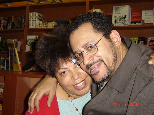 Michael Eric Dyson at Hue-Man Bookstore